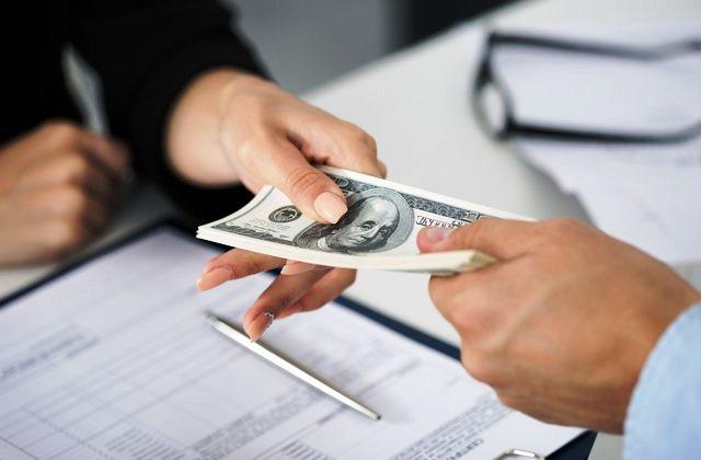 préstamos de dinero reportados