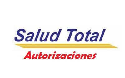 salud total autorizaciones