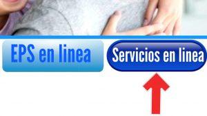 solicitud servicios nueva eps